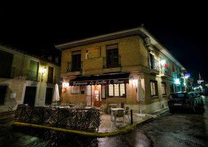 Fachada Restaurante La Cantina de J. Mingo