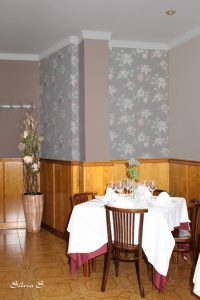 Salón Primavera Restaurante La Cantina de J. Mingo